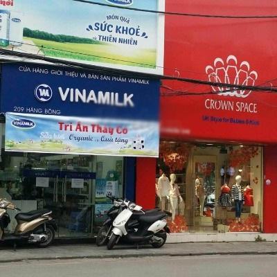 Vinamilk - 209 Hàng Bông