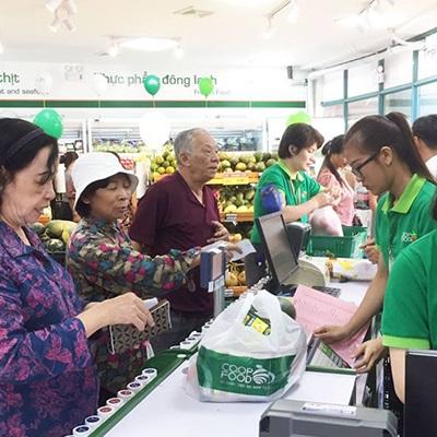 Co.op Food - 851 Trần Xuân Soạn