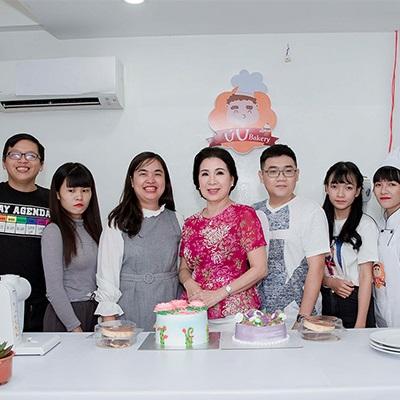 Lớp học làm bánh Ú ù Bakery - 145/23 Lê Quang Định
