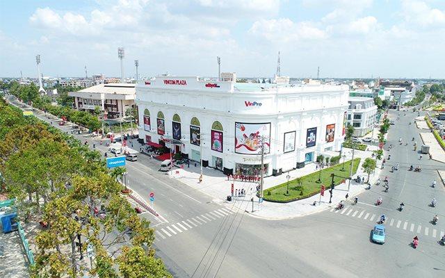 Vincom Plaza - Tân An