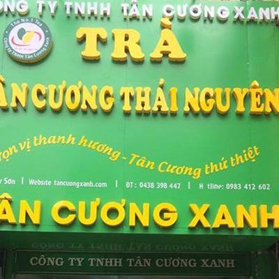 Trà Tân Cương Xanh Thái Nguyên - 42 Tây Sơn