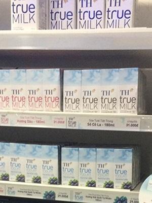 TH True Mart - 231 Phạm Hùng