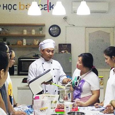 Lớp học làm bánh Beecake - 102 Võ Thị Sáu