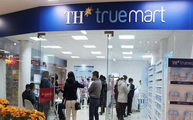 TH True Mart - 720 Điện Biên