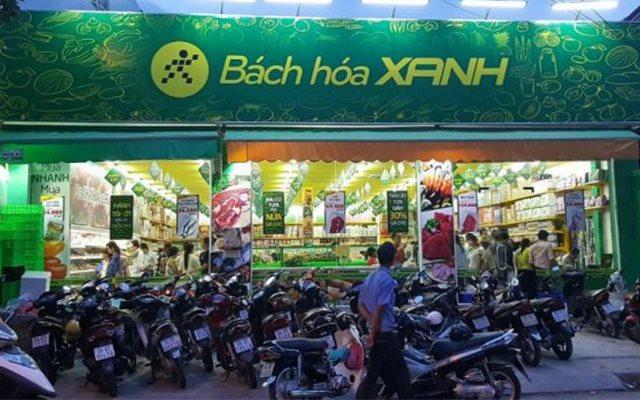 Bách Hóa Xanh - 20 Khu B Chợ Hoà Khánh