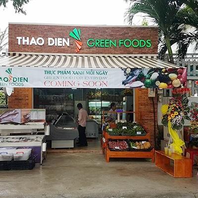 Thảo Điền Green Food - 67 Xuân Thủy
