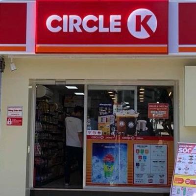 Circle K - 131 Trần Đình Xu