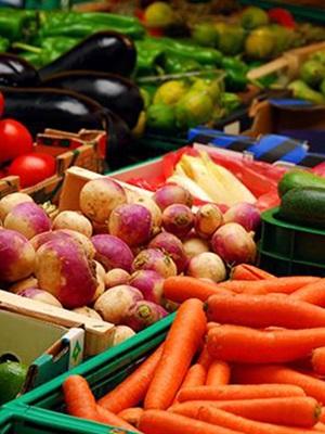 Thực phẩm sạch Tấn Tài Food - 165 Nguyễn Thái Bình
