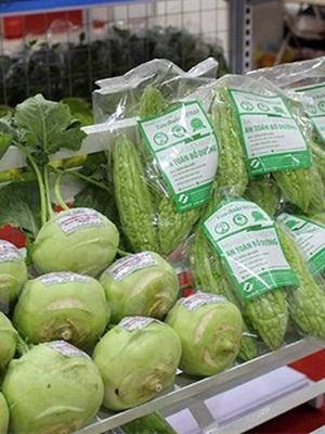 Thực phẩm sạch Tấn Tài Food - 158 Bùi Minh Trực