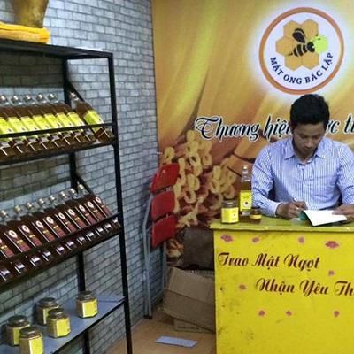 Mật ong Bác Lập - 12A Nguyễn Cao