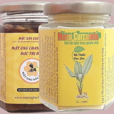 Mật ong Bác Lập - 49 Trần Đăng Ninh