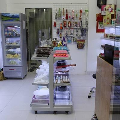 Nguyên liệu và dụng cụ làm bánh Nhàn Phạm - 2 Ngõ 110 Lò Đúc