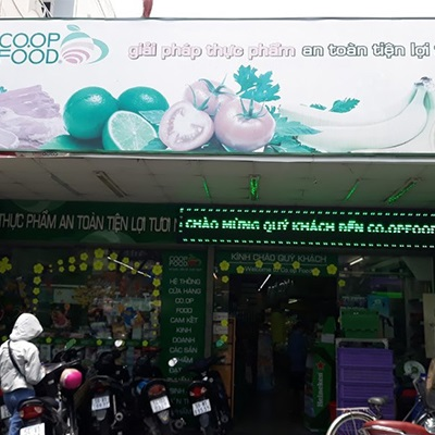 Co.op Food - 701 Phạm Văn Bạch
