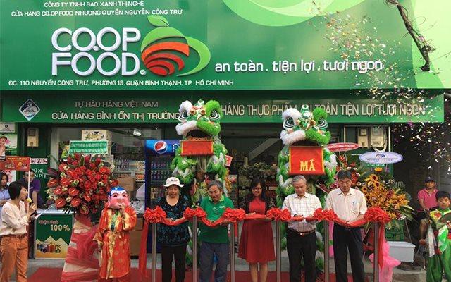 Co.op Food - 110 Nguyễn Công Trứ