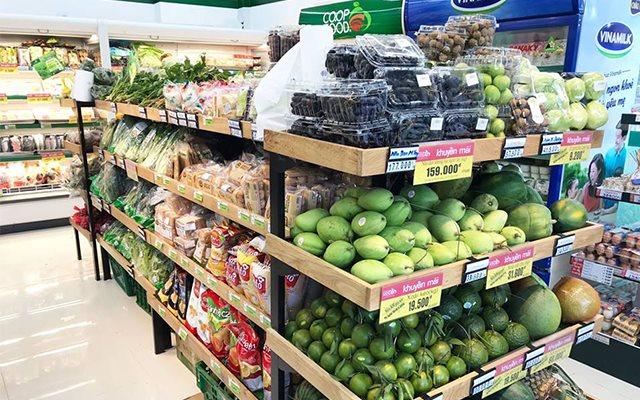 Co.op Food - 76-78 Phạm Viết Chánh
