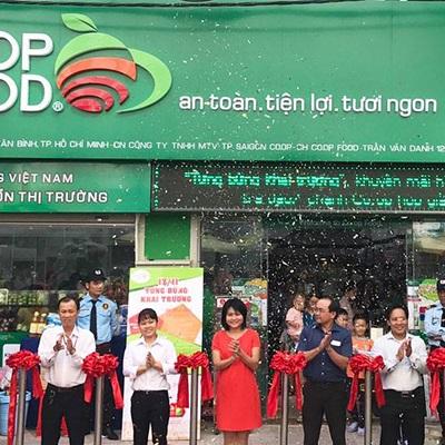 Co.op Food - 12A Trần Văn Danh
