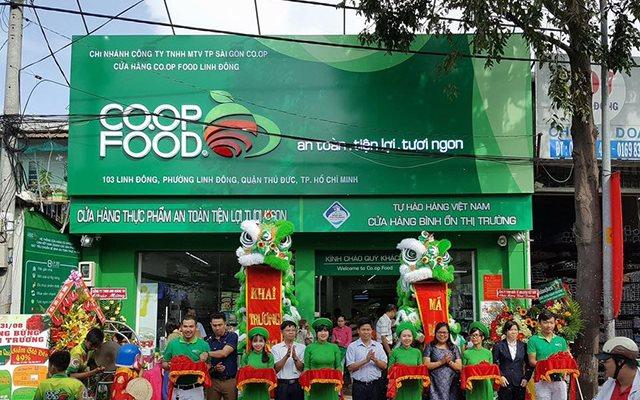 Co.op Food - 103 Linh Đông