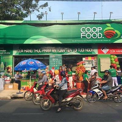 Co.op Food - 42/7 Phạm Văn Chiêu