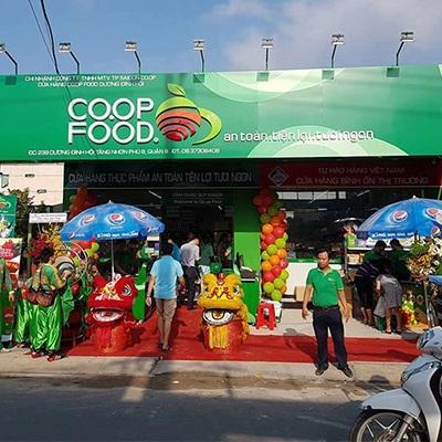 Co.op Food - 239 Dương Đình Hội