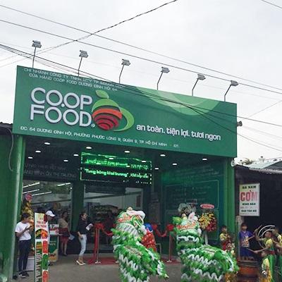 Co.op Food - 64 Dương Đình Hội