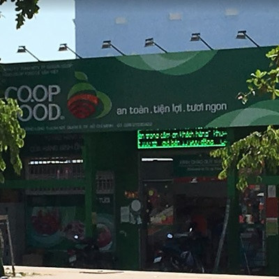 Co.op Food - 556 Lê Văn Việt