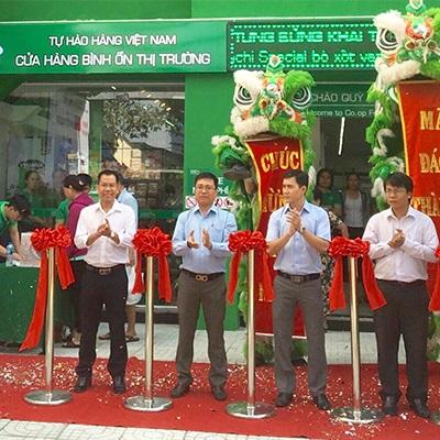 Co.op Food - 65 Trần Trọng Cung