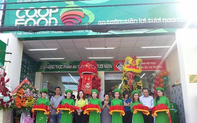 Co.op Food - 785 Huỳnh Tấn Phát