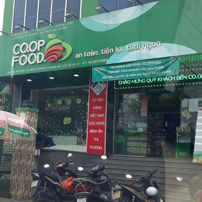 Co.op Food - 8 Trương Gia Mô
