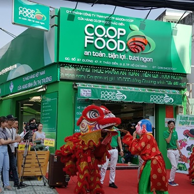 Co.op Food - Thảo Điền