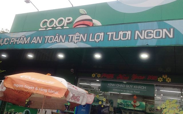 Co.op Food - 1049 Bình Quới