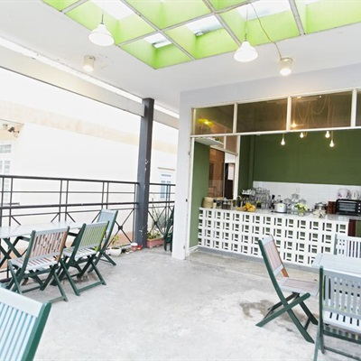Dream Station - Saigon Hostel