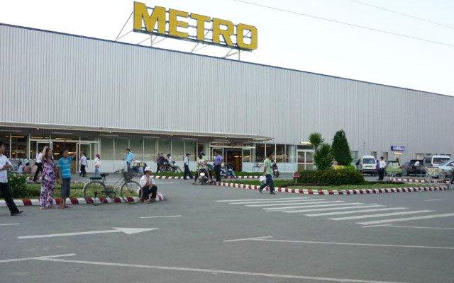 Siêu thị Metro - Hiệp Phú