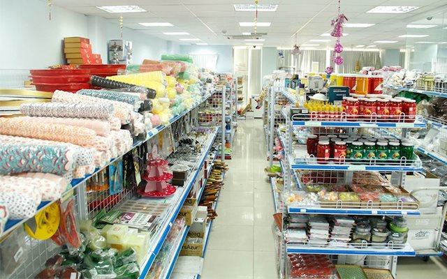 Cửa hàng Tân Nhất Hương - Trần Quang Diệu