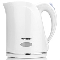 Bình đun siêu tốc Tiross TS488 (Trắng)