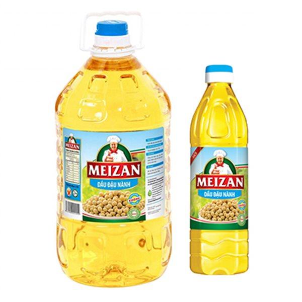 Dầu đậu nành Meizan