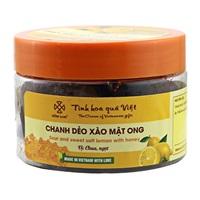Chanh dẻo xào mật ong - Hồng Lam
