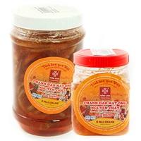 Chanh đào ngâm mật ong nguyên chất - Hồng Lam