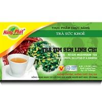 Trà Tim Sen Linh Chi