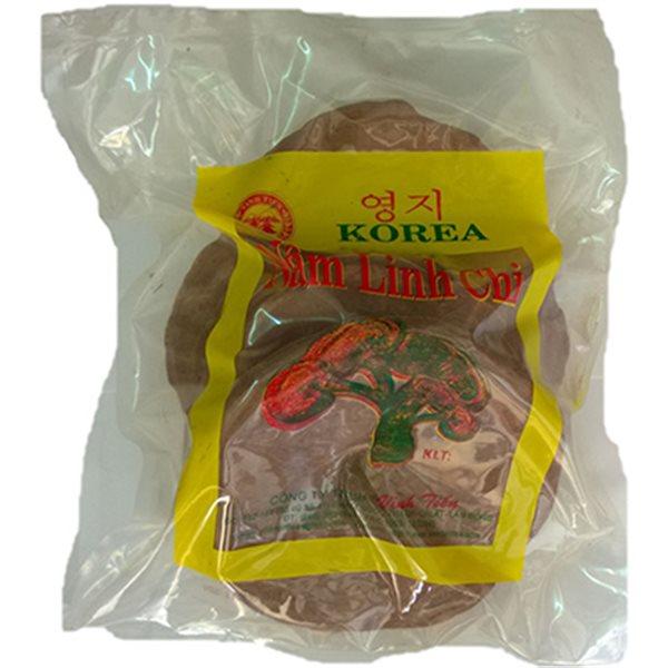 Nấm Linh Chi khô Vĩnh Tiến - 3 nấm/1 kg