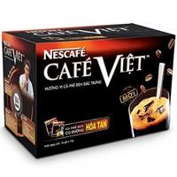 NESCAFÉ CAFÉ VIỆT - Cà phê Đen có đường