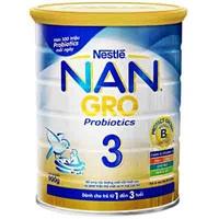 Sữa bột - Nestle NAN Gro 3