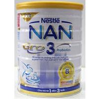 Sữa bột Nestle Nan Pro 3
