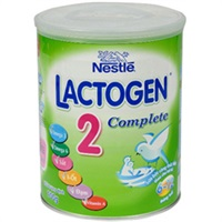 Sữa bột Nestle Lactogen 2 Complete