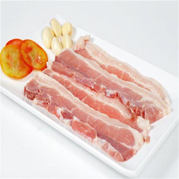 Thịt Ba Rọi Heo - VISSAN