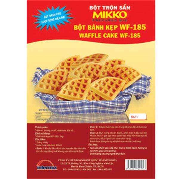 Bột bánh kẹp Waffle Mikko