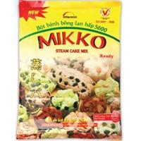 Bột bánh Bông lan hấp 5600 Mikko