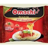 Mì khoai tây Omachi - Xốt Spaghetti.