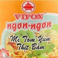 Mì Ngon Ngon Tôm Yum Thịt Bằm
