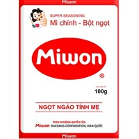 Bột ngọt MIWON