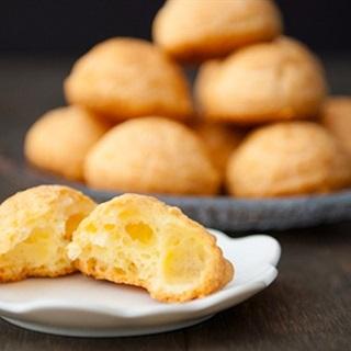 Cách làm Bánh Phô Mai Mini giòn tan béo ngậy vị thơm lừng